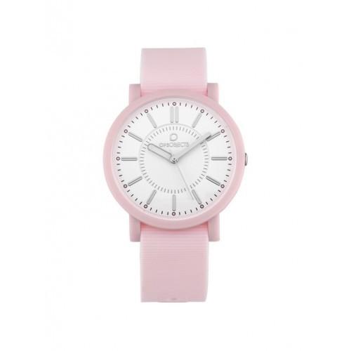 Zegarek Ops! pudrowy róż
