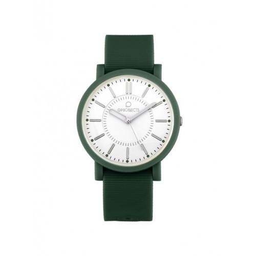 Zegarek Ops! zielony