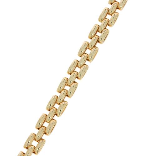 Bransoleta złota 585