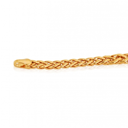 Bransoleta złota