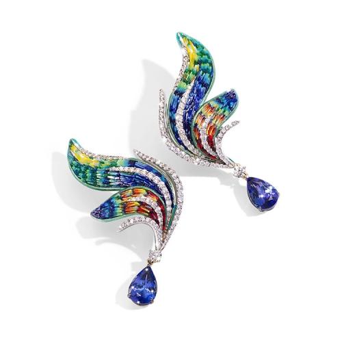 Kolczyki SICIS Quetzal