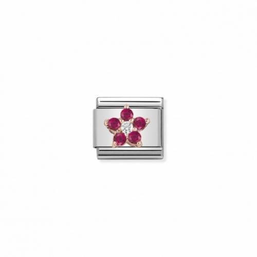 Link NOMINATION czerwony kwiat