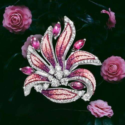 Pierścionek SICIS lilia