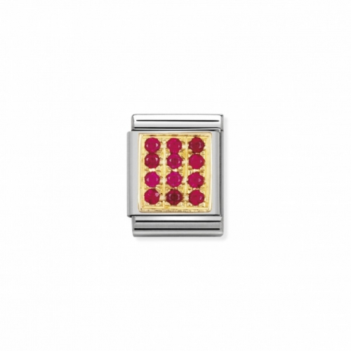 Link NOMINATION BIG kryształy