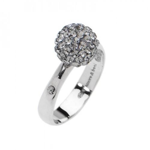 Pierścionek srebrny mały