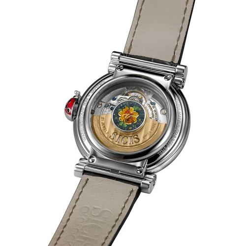 Zegarek złoty SICIS motyl