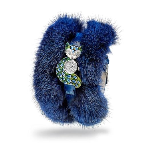 Zegarek SICIS lis niebieski