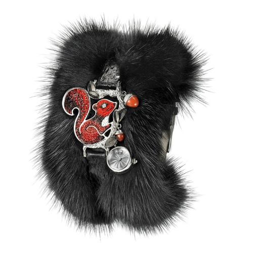 Zegarek SICIS wiewiórka czerwona