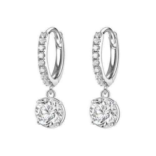 Kolczyki z kryształami Swarovskiego