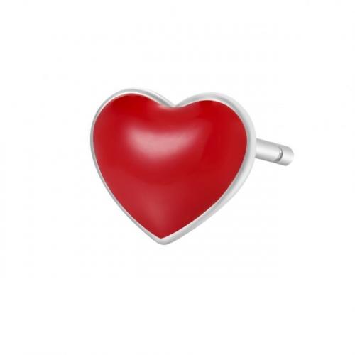 Kolczyk serce Rosato