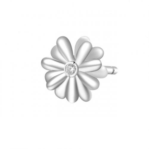 Kolczyk kwiat Rosato