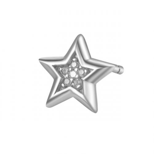 Kolczyk gwiazdka Rosato