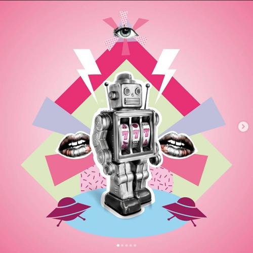 Charm Rosato Lady Bot