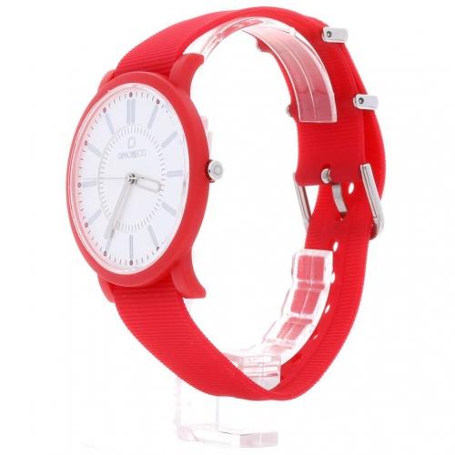 Zegarek Ops!Posh czerwony WYPRZEDAŻ