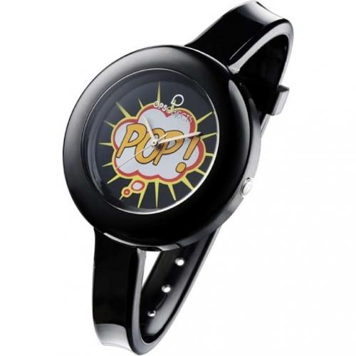 Zegarek Ops!Pop czarny