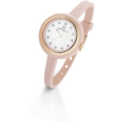 Zegarek Ops!Bon Bon jasnoróżowy