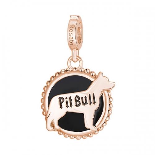 Charm Rosato Pit Bull
