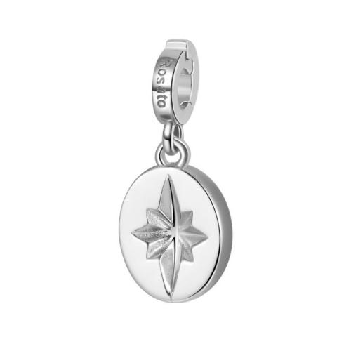 Charm Rosato Medalion Gwiazda