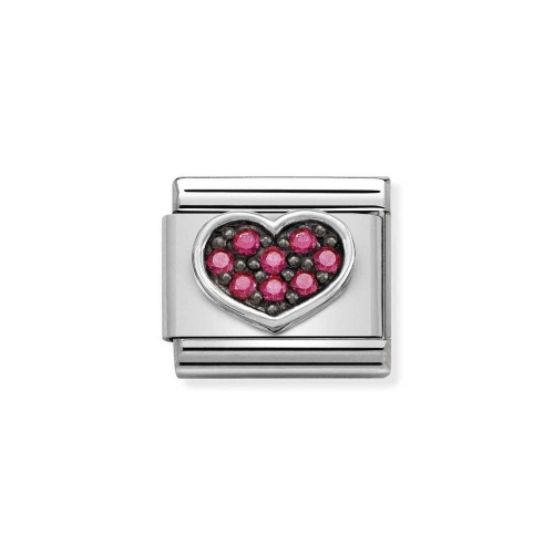 Link NOMINATION różowe serce