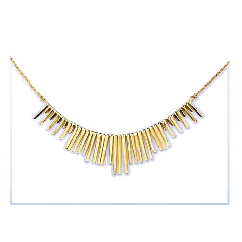 Naszyjniki złote