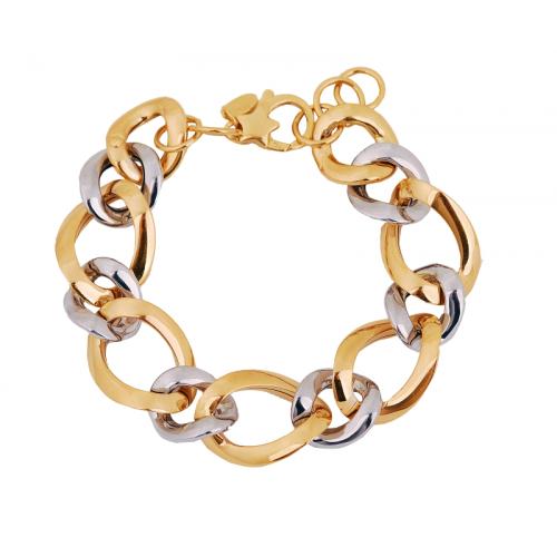 Bransoletki złote